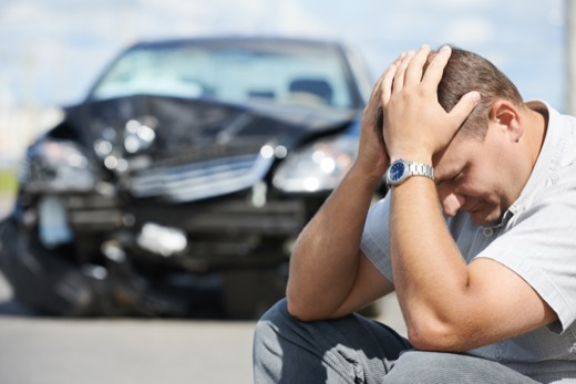What If My Car Is Totaled In An Indianapolis Car Accident Rowe