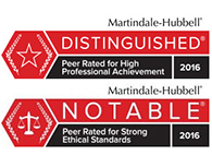 martindale-hubbell badges